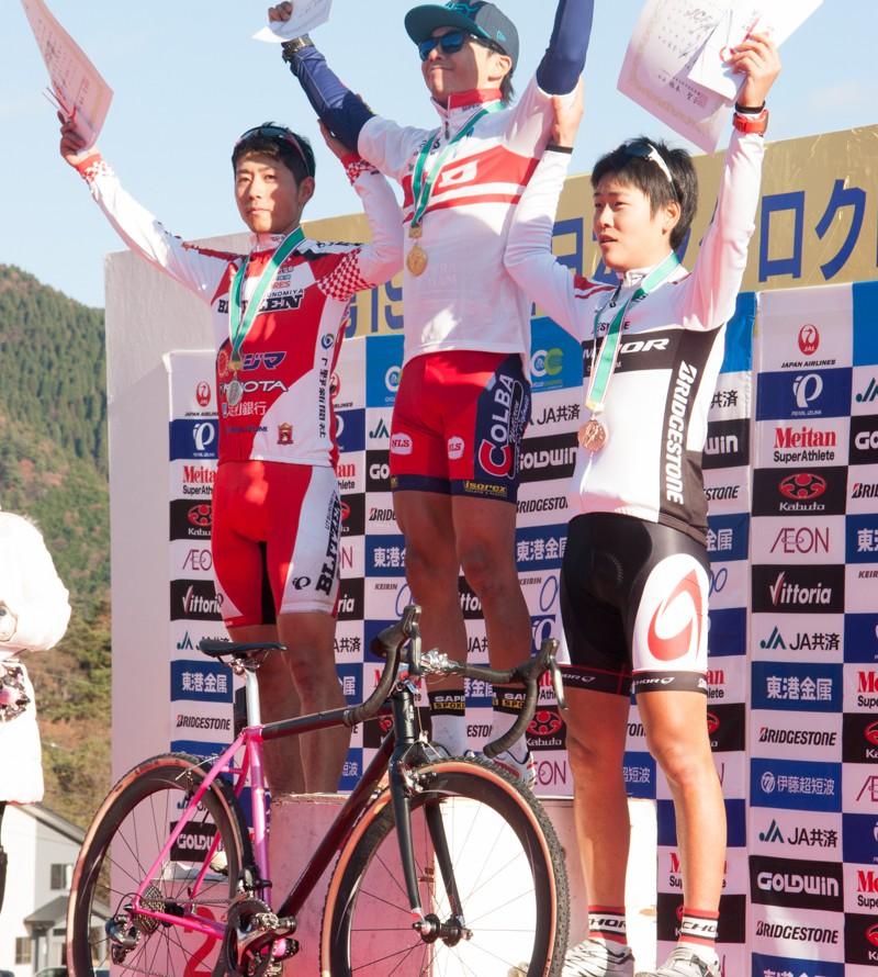 2013シクロクロス全日本選手権 in 滋賀マキノ高原