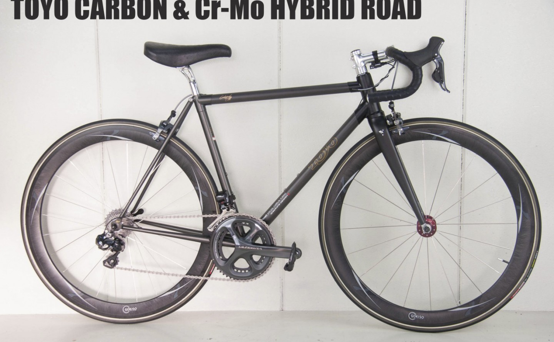 TOYO CARBON Cr-Mo HYBRID ROAD