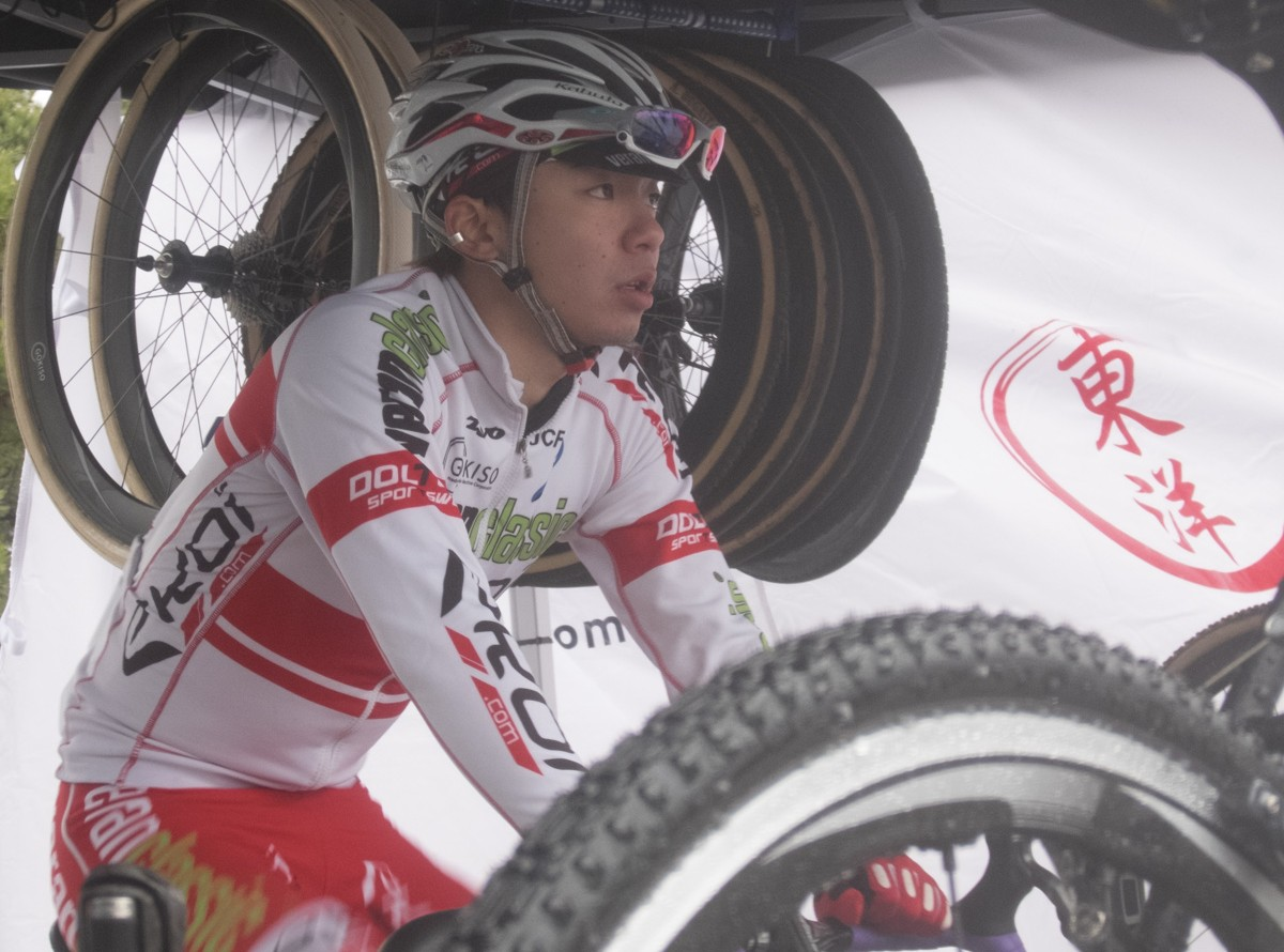 cyclocross Tokyo竹之内悠 シクロクロス 2014-2015 ㉙