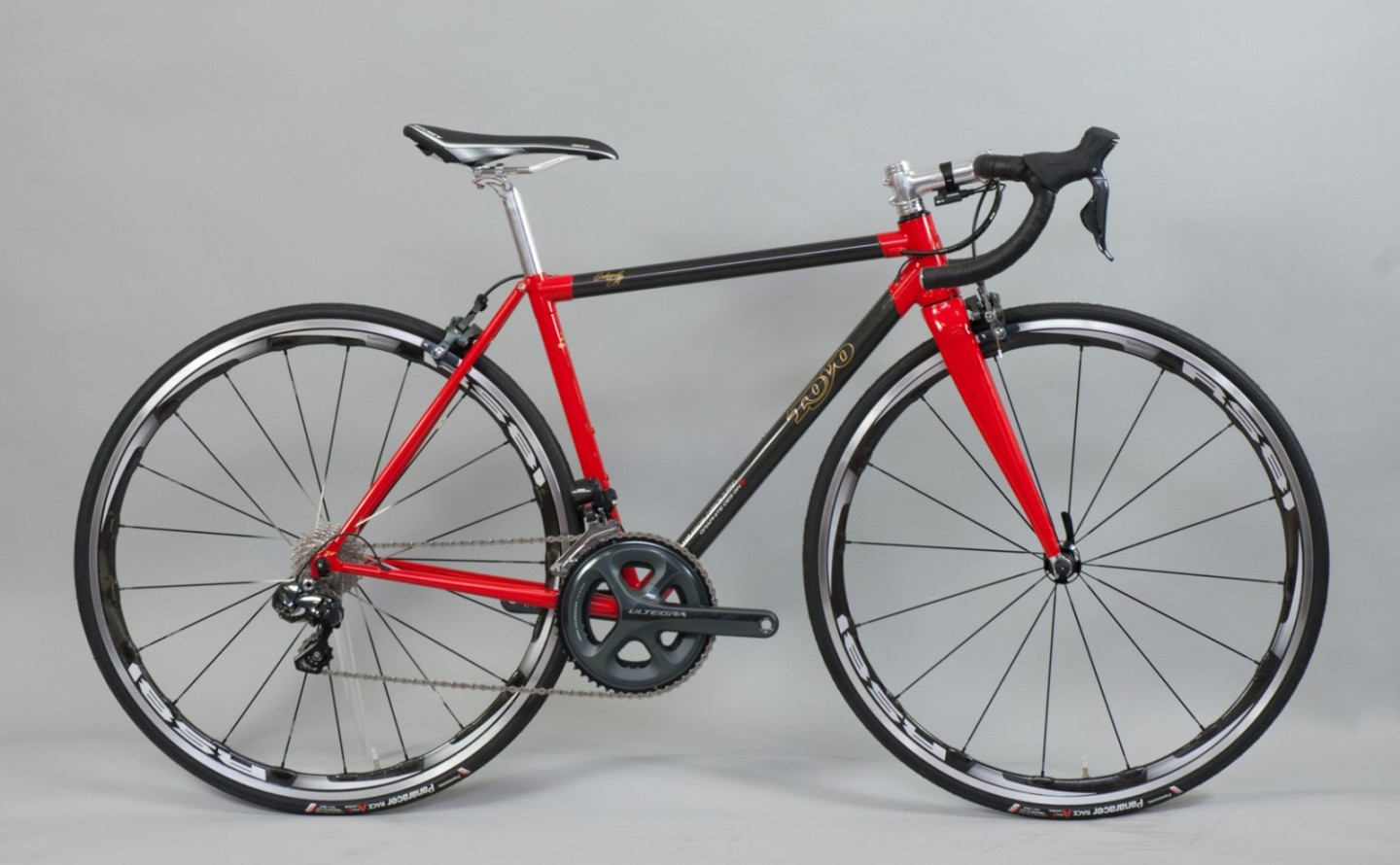 CARBON Cr-Mo HYBRID ROAD