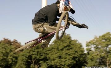 TY BMX racer