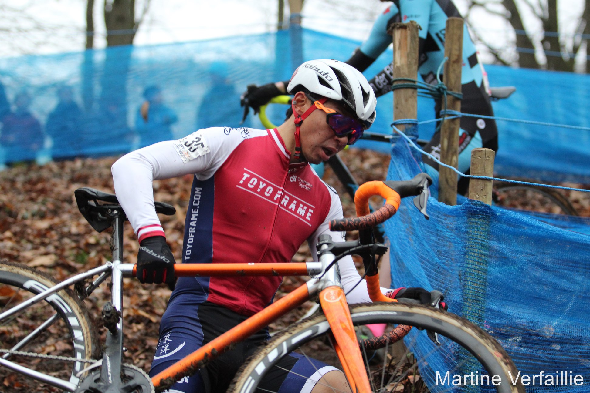 DVV verzekeringen trofee - Brussels Universities Cyclocross ブリュッセル大学シクロクロス